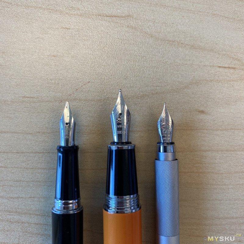 Перьевая ручка Jinhao 159. Коренастый китаец в жизнерадостных цветах.