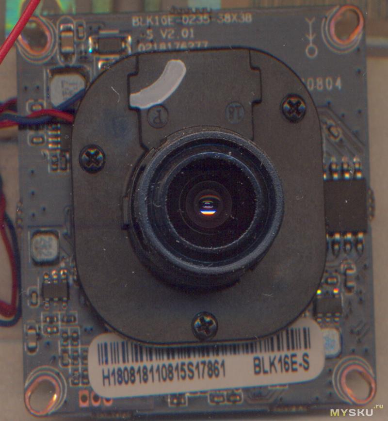 IP-камера Techege 2МП onvif PoE
