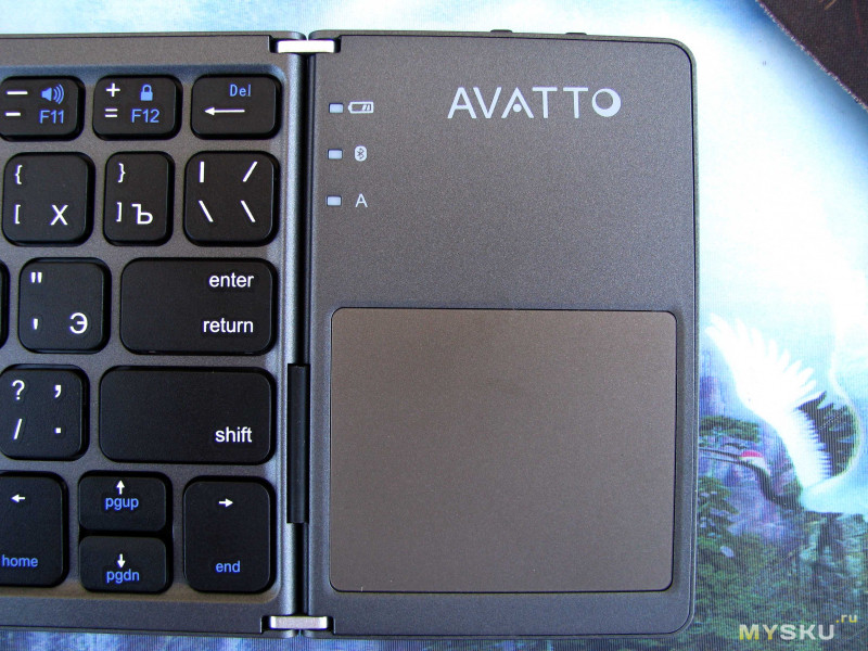 <span>Avatto A18 BlueTooth клавиатура.</span>