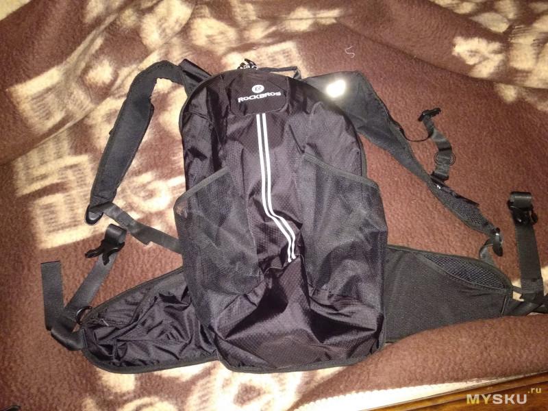 Небольшой рюкзак для велосипедиста RockBros
