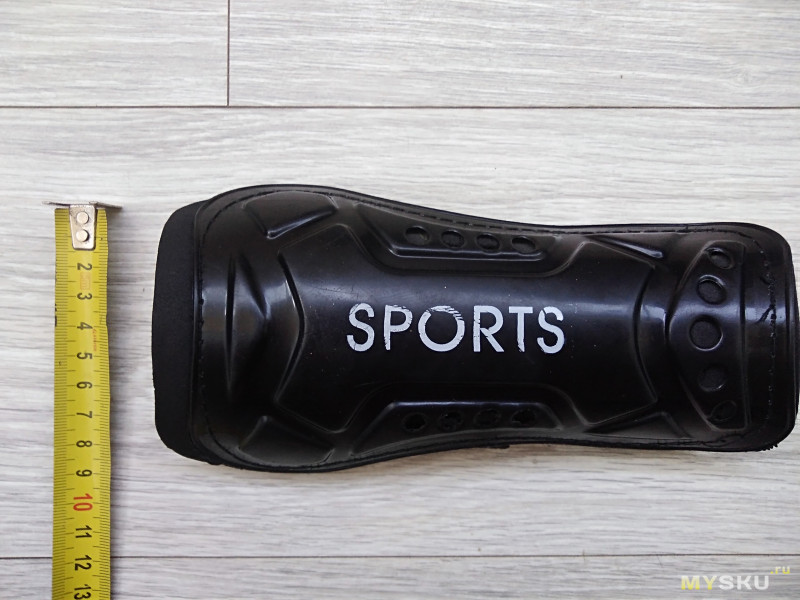 Футбольные щитки. Надежная защита