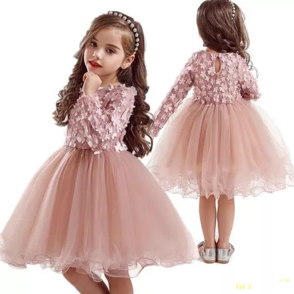 Мимишное платье к празднику от Jimi Pretty Bbay Clothes