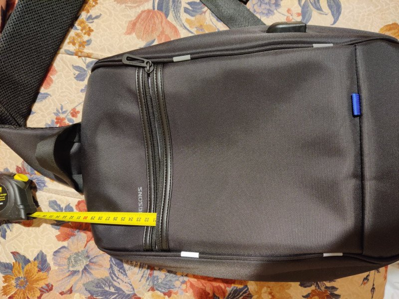 "Однолямочный рюкзак Kingsons для 13.3"" ноутбука"
