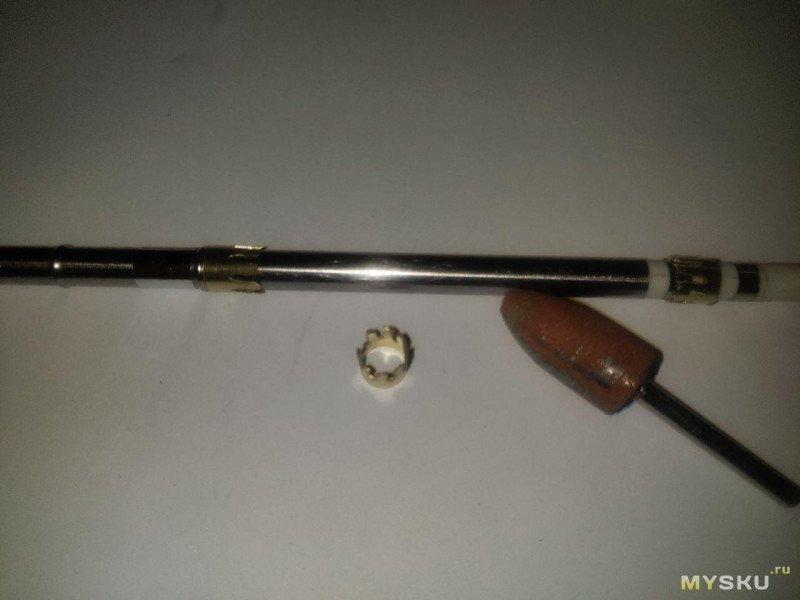 Возможно, самая тонкая ручка для жал T12