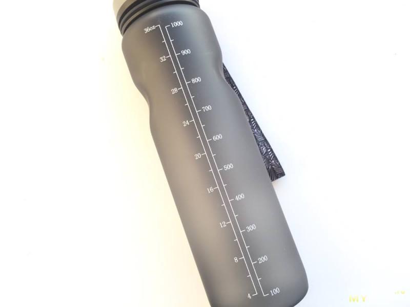 Спортивная бутылка ZCForest для напитков