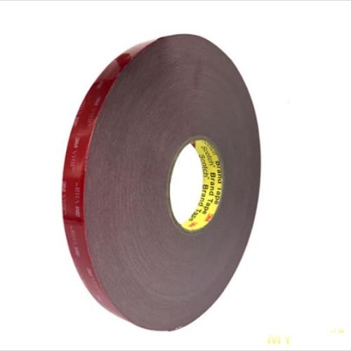 Двусторонняя клейкая лента 3M VHB 7/15мм за $2.09/4.03 | 2 рулона по 3м