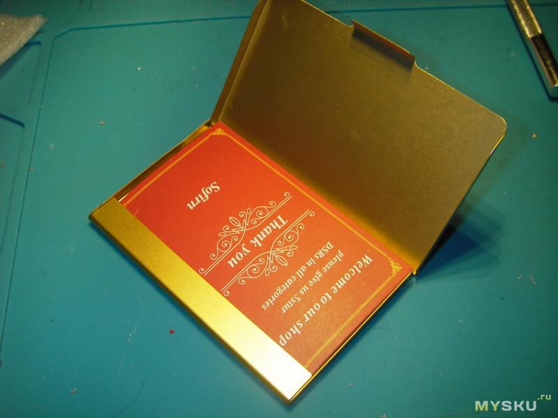 Хранилище micro SD карт. DIY. Подсмотрено у китайцев.
