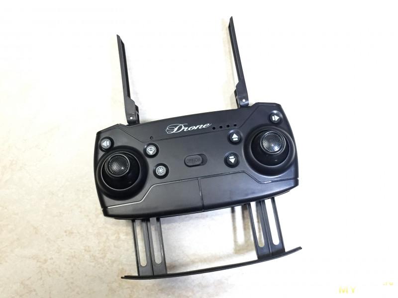 Бюджетный квадрокоптер с камерой + FPV + WiFi