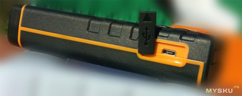 Лазерный дальномер RZAS50 - не брендовый, но в работе удобный