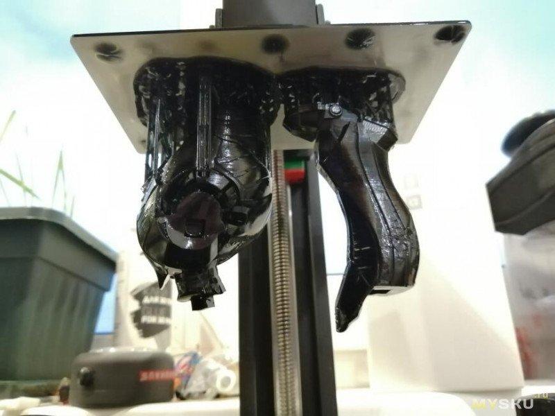 3D-принтер Creality LD-002H. Монохром во фрезерованной оболочке.