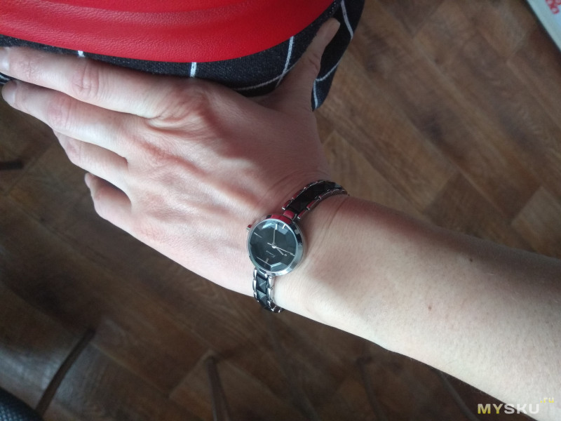 Женские часы Kimio KW6120S-S