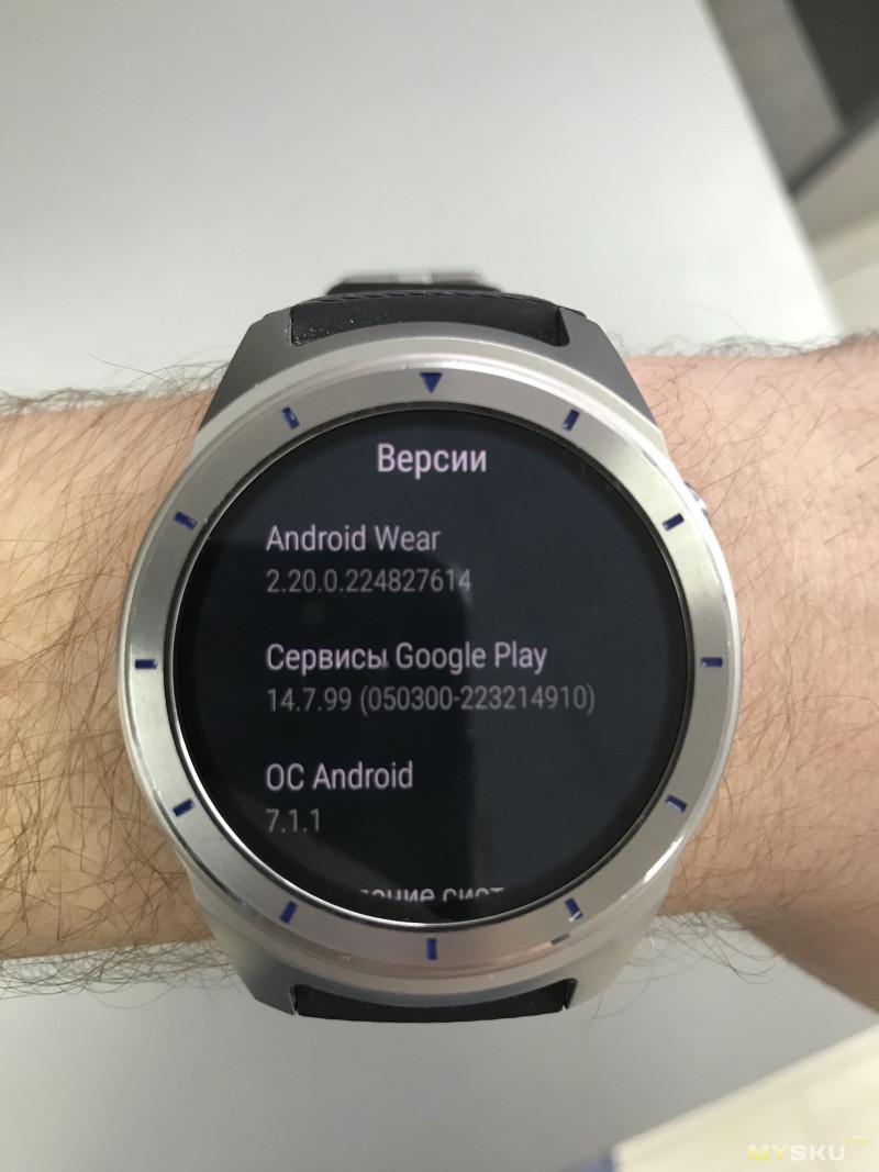 """""""Умные"""" часы ZTE Quartz ZW10"""