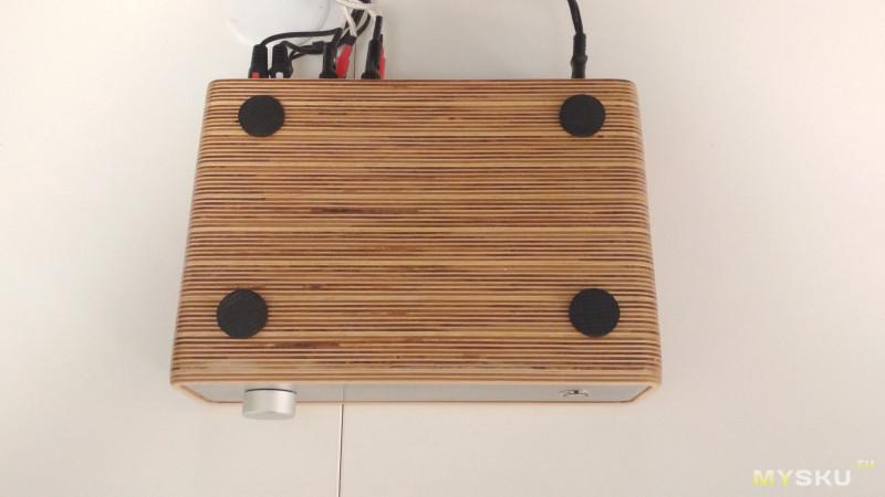 DIY Корпус для усилителя на базе TPA3116