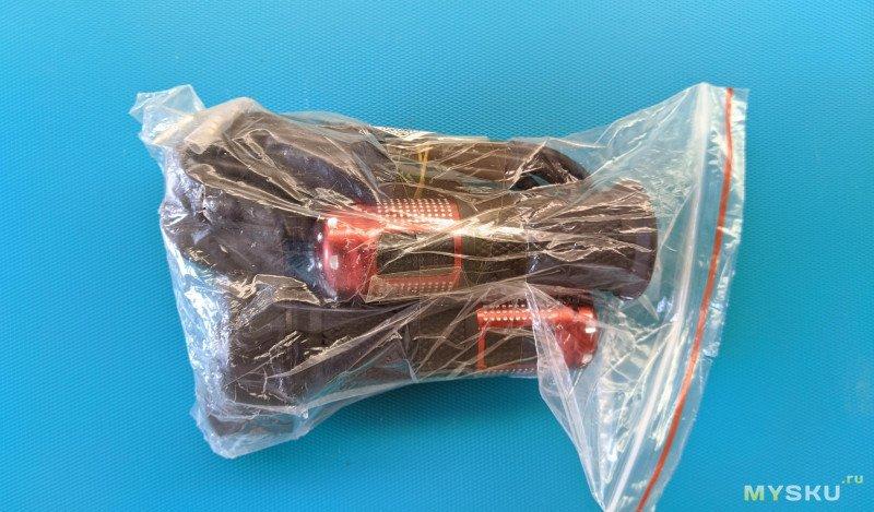 Трицикл из гироскутера/мини-сигвея: cборка, прошивка и настройка.