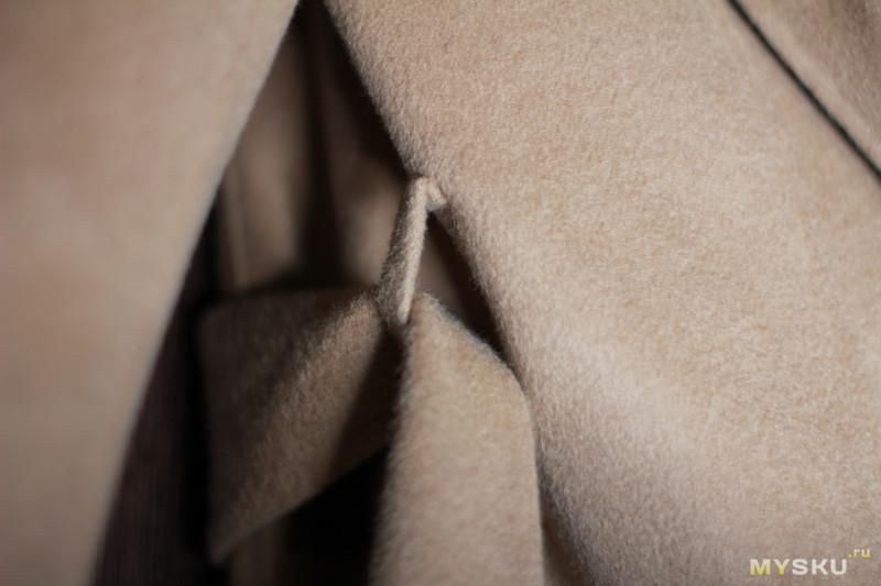 Пальто из 100% шерсти Vero Moda