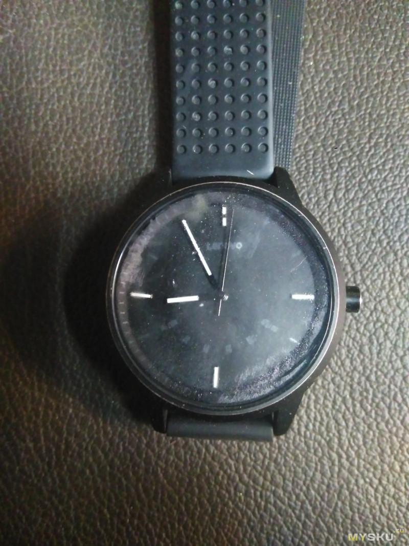 Смарт-часы lenovo watch9 проверка на прочность(краш-тест)