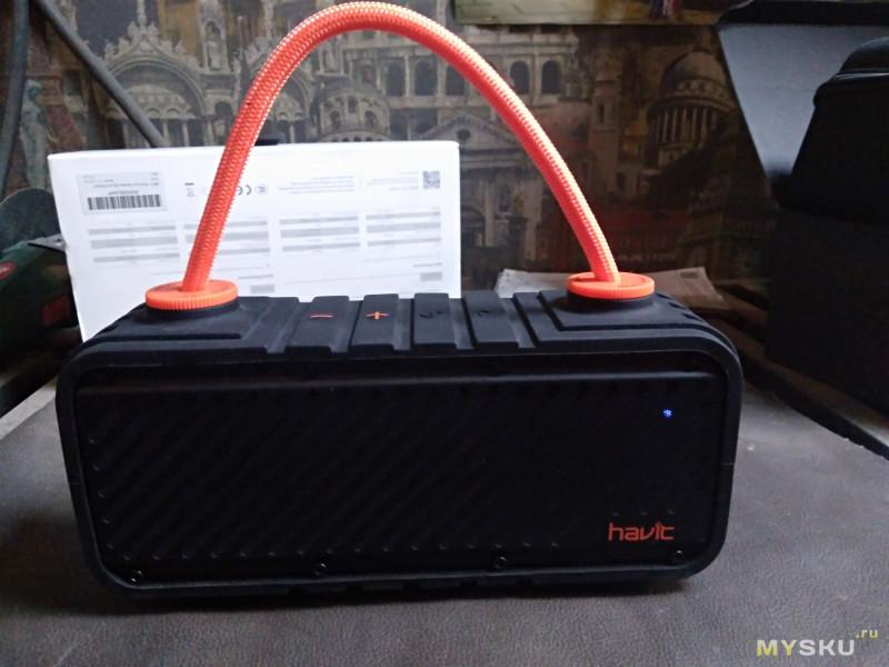 Bluetooth колонка Havit M22