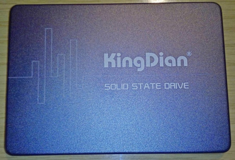 SSD KingDian 240 GB или как вернуть не рабочий SSD по гарантии