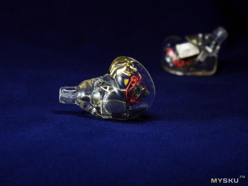 Обзор многодрайверных арматурных наушников Hisenior B5+