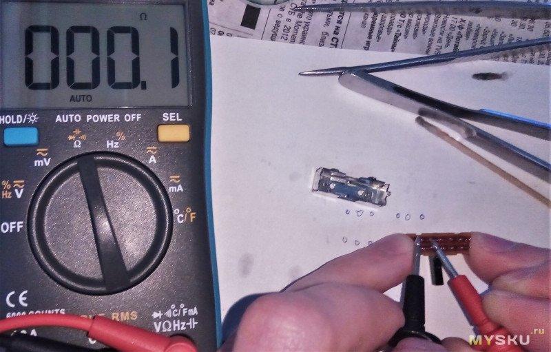 """Микро-ремонт Hi-Fi усилителя NAD С 272. Современный """"Ахилл"""" со счастливым концом"""