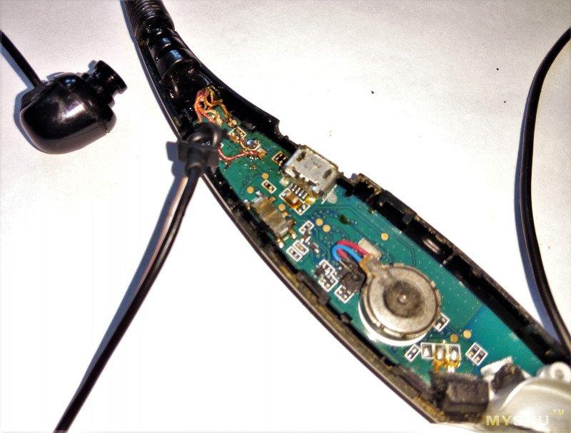 Парочка Bluetooth гарнитур. Немного ремонта, замеров и о звуке размышлений чуток...