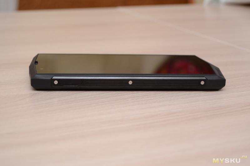 Обзор Poptel P60 - 128/6 ГБ памяти, NFC и IP68 в одном флаконе