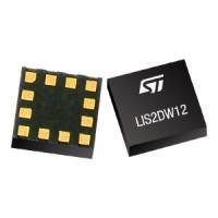 Беспроводной датчик освещенности и удара на nRF52840