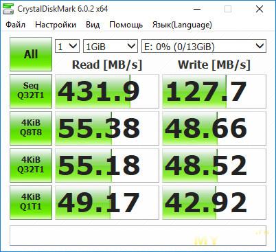 Безымянный SSD box USB 3.1 Gen2 NVMe на чипе Realtek RTL9210