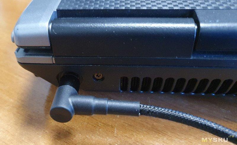 """PD-кабель питания для """"старых"""" ноутбуков"""