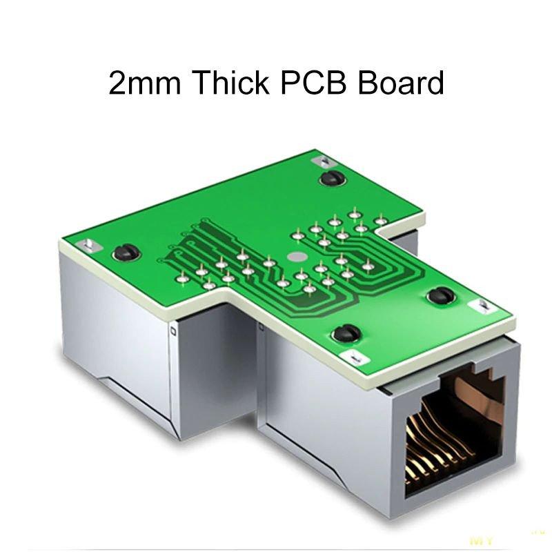 Две пары Ethernet сплиттеров
