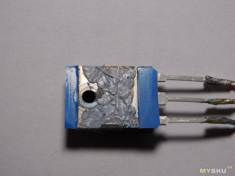 Экспериментальное определение теплопроводности термопаст