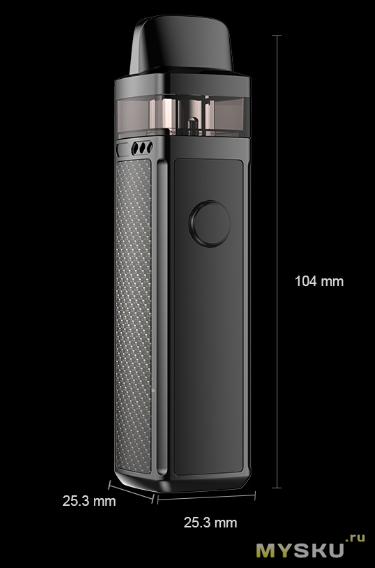 Электронная сигарета Voopoo VINCI R Mod Pod