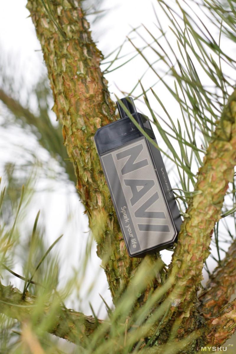 Электронная сигарета Voopoo NAVI Mod Pod