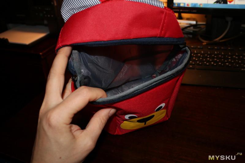 Детский рюкзак (для самых маленьких)