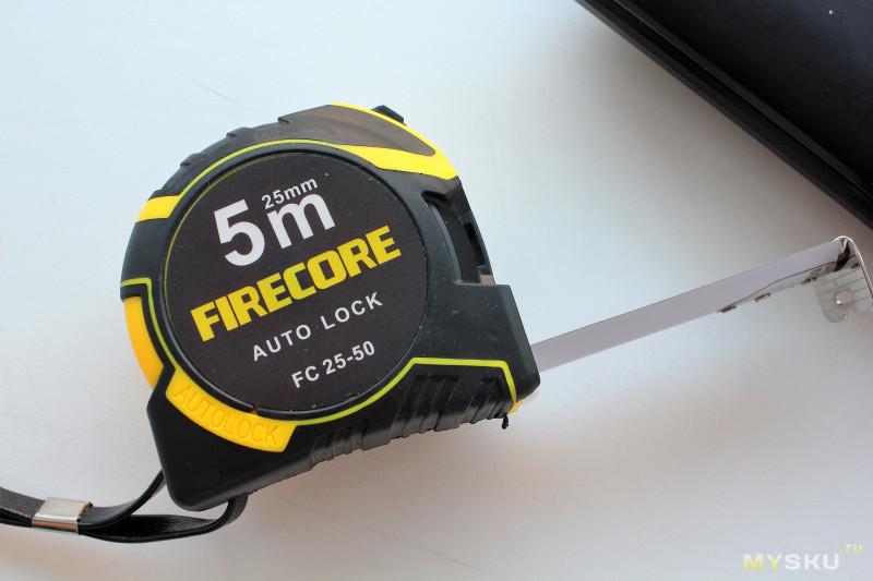 Отличная рулетка Firecore