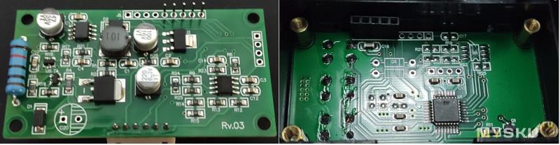 Обзор на цифровой вольт-ампер метр и доработка комплекта для сборки электронной нагрузки