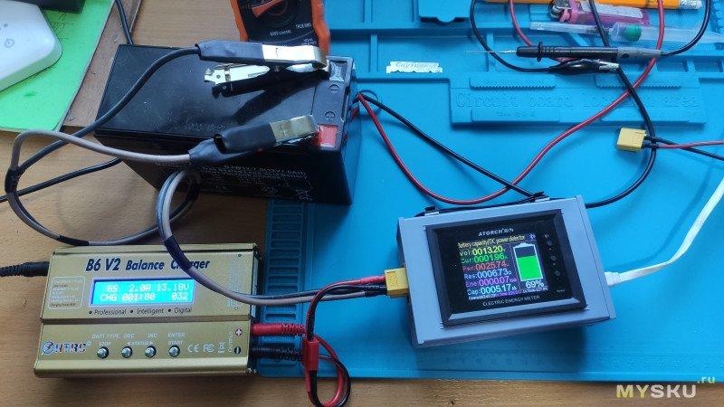 Обзор на вольт-ампер метр DT24 с Bluetooth его ремонт и доработка