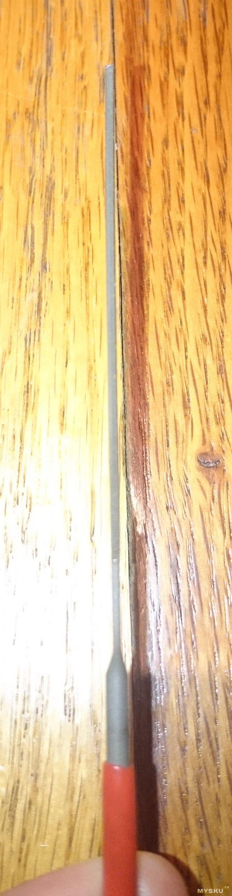 Обзор и сравнение надфилей