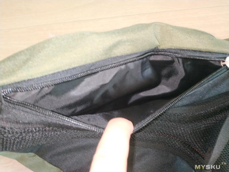 Обзор рюкзака с одной лямкой