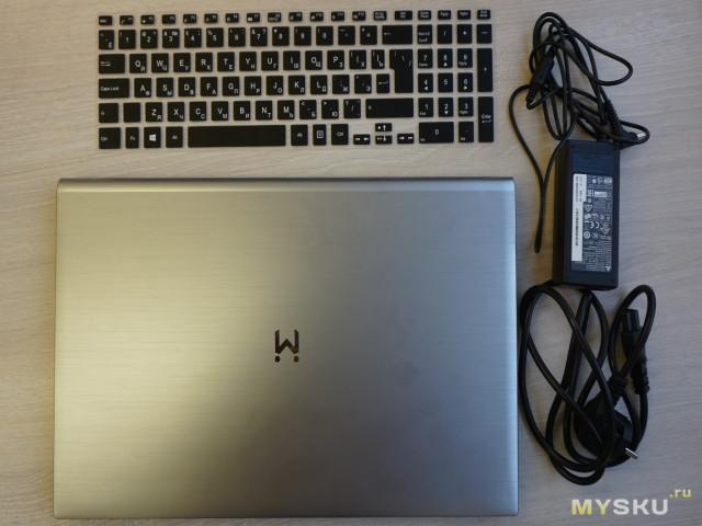 MAIBENBEN XIAOMAI5 - недорогой ноутбук для офисной работы