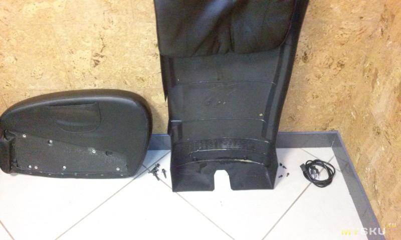 Массажное кресло GESS Comfort Gess-180