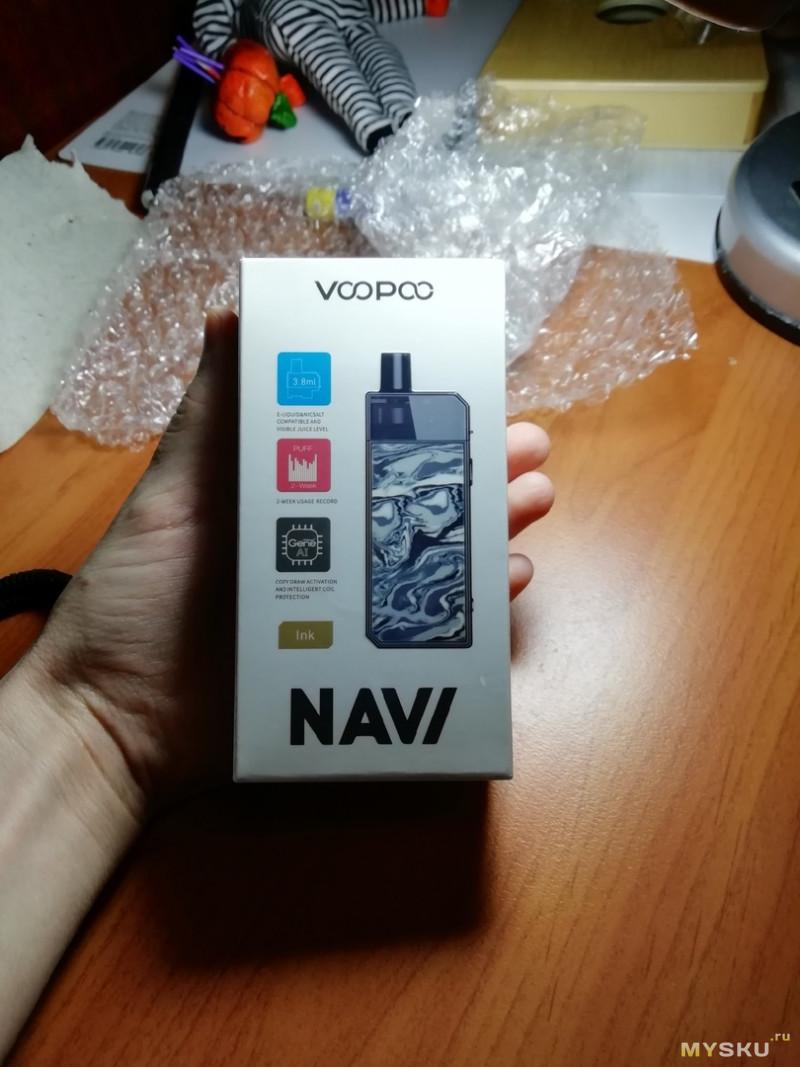 Voopoo NAVI Mod Pod