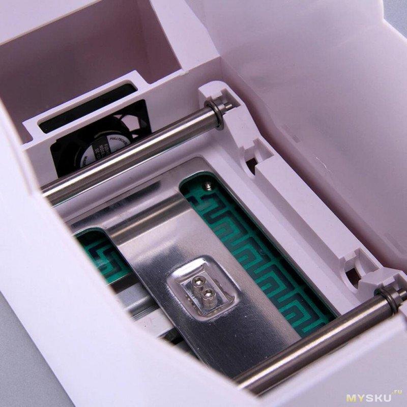 Доработка сушилки для пластика eSun eBOX: А стоит ли?