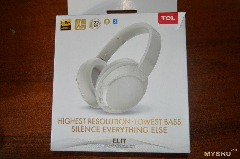 Беспроводные наушники TCL ELIT400NC