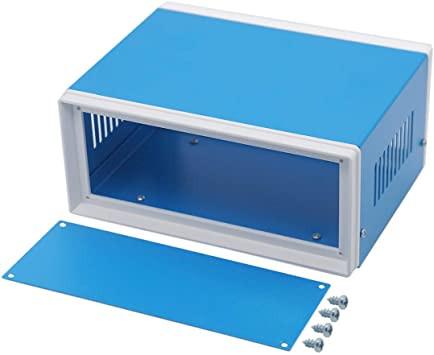 """Ещё один """"лабораторный"""" блок питания на ZK-4KX. В красивом корпусе."""