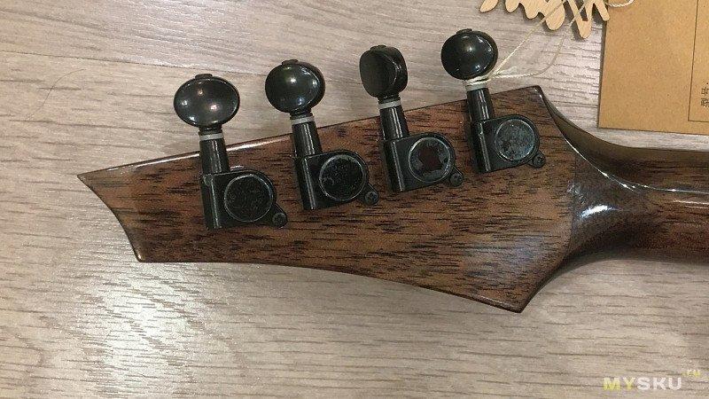 Ибанелеле или что такое укулеле ACOUWAY ACU-YMT