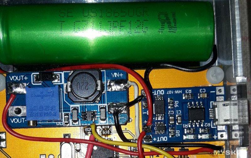 Доработка тестера компонентов LCR-T4