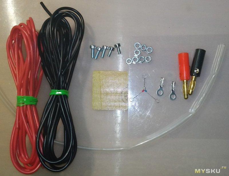 Приставка к мультиметру для подключения термопары типа HAKKO 191-212