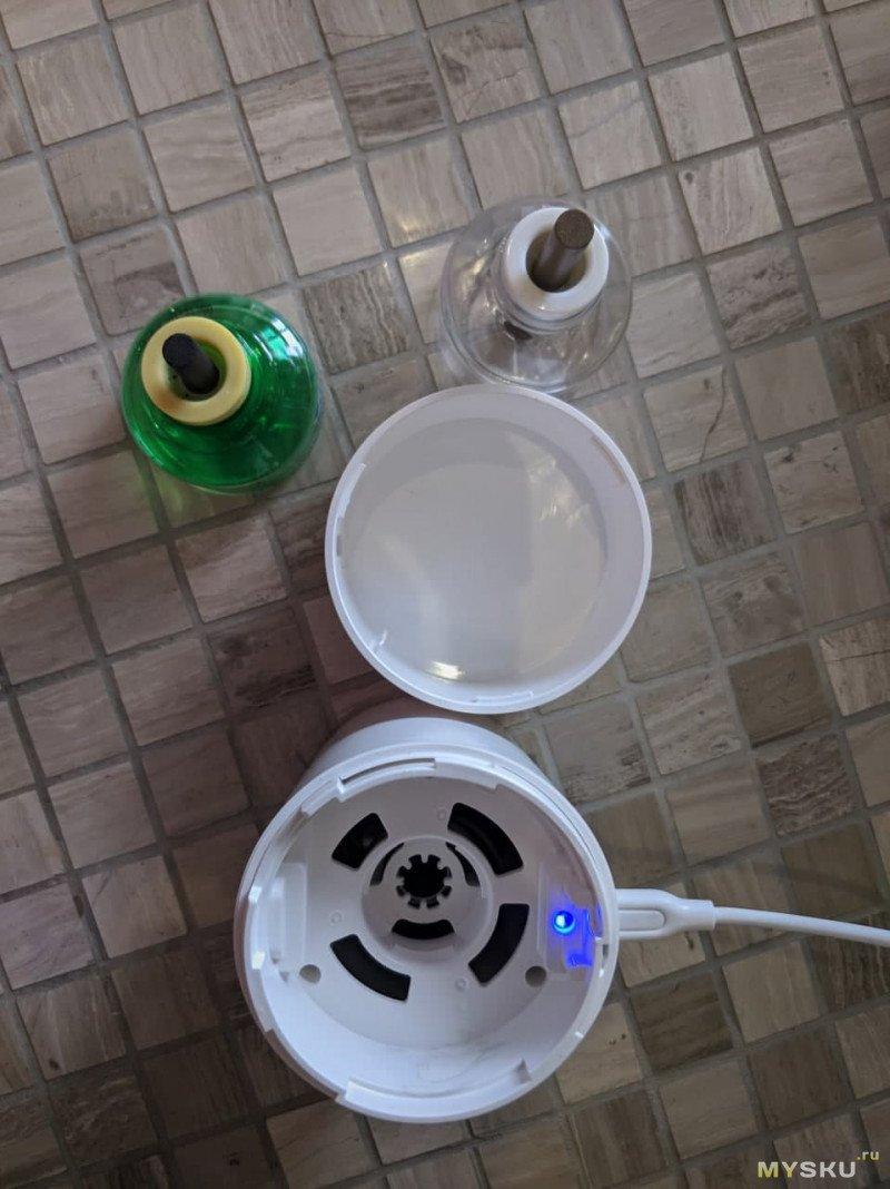 JOYROOM JR-CY299 Электрический испаритель репелента от москитов с питанием от USB
