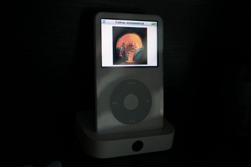 """Покупка, апгрейд и впечатления о iPod """"Classic"""""""